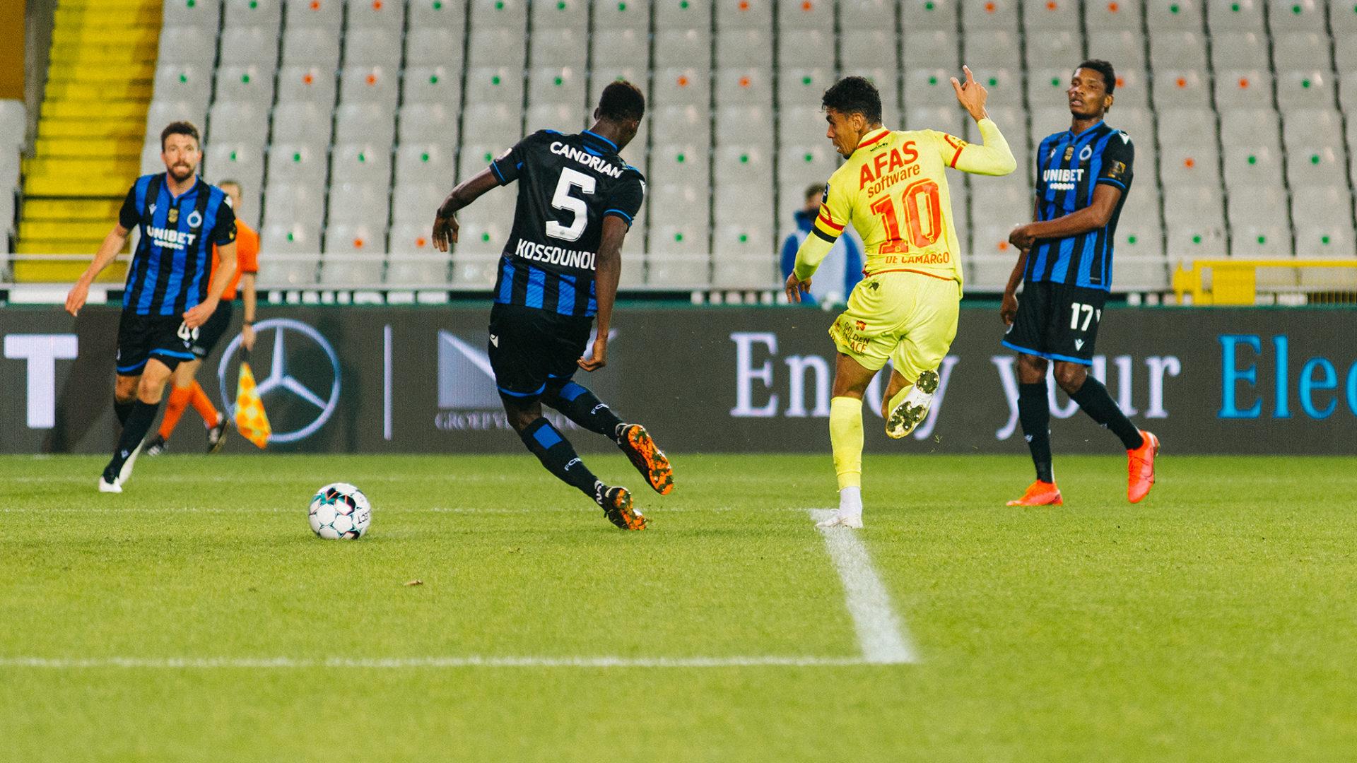 20201031 - Club Brugge KV - KV Mechelen