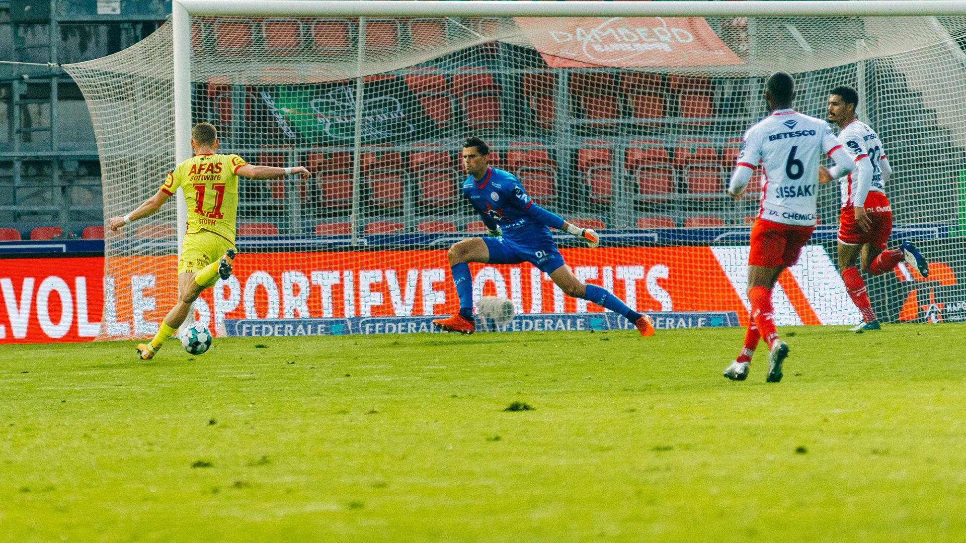 20201122 - SV Zulte Waregem - KV Mechelen