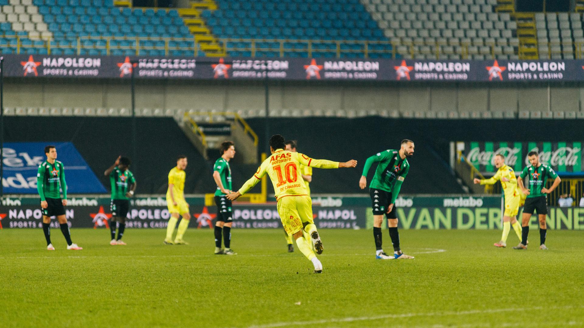 Cercle Brugge - KV Mechelen