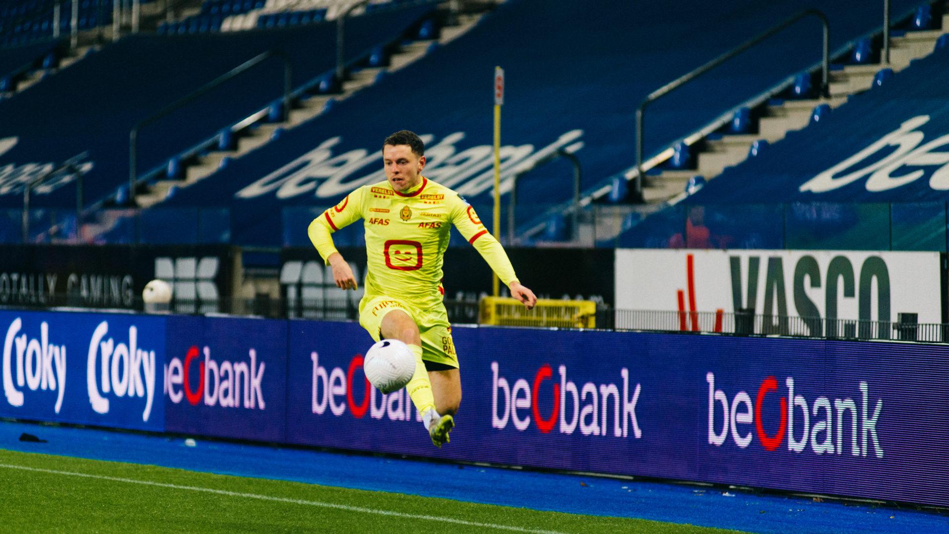 KRC Genk - KV Mechelen